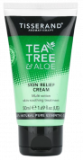 Tisserand Tea Tree & Aloe Vera Cream, 50 ml