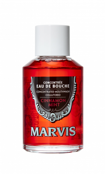 MARVIS cynamon płyn do płukania ust, 120 ml