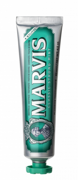 MARVIS Pasta do zębów Classic Strong Mint z fluorem, 85 ml