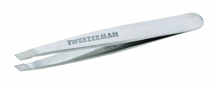 Tweezerman Slant Mini Tweezer pęseta stalowa