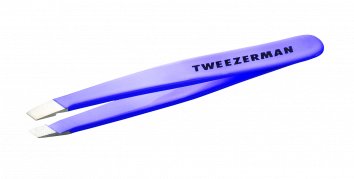 Tweezerman Slant Mini Pęseta Lovely Lavender